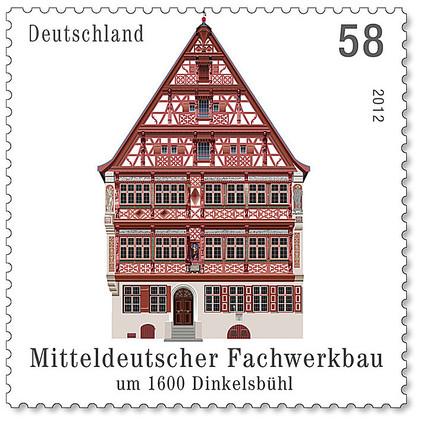 Mitteldeutscher Fachwerkbau, Dinkelsbühl