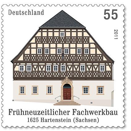 Frühneuzeitlicher Fachwerkbau, Hartenstein