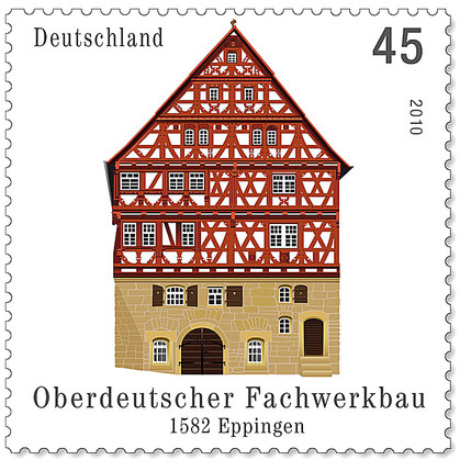 Oberdeutscher Fachwerkbau, Eppingen