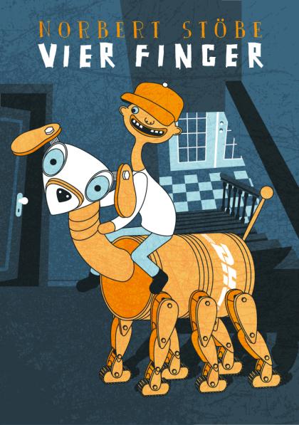 Roboterhund, Postbot, Dogbot,