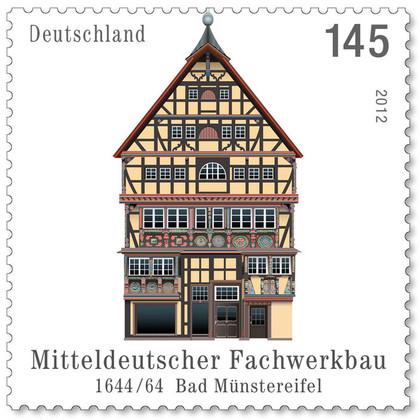 Mitteldeutscher Fachwerkbau, Bad Münstereifel